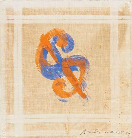 Andy Warhol, '$', 1981