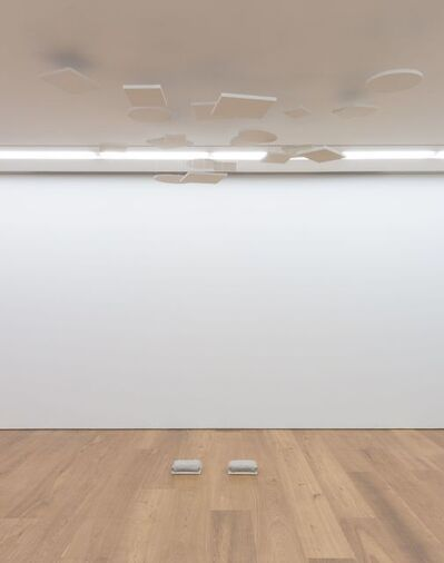 """Claude Rutault, 'de-finition/method """"dream canvases""""', 2011"""