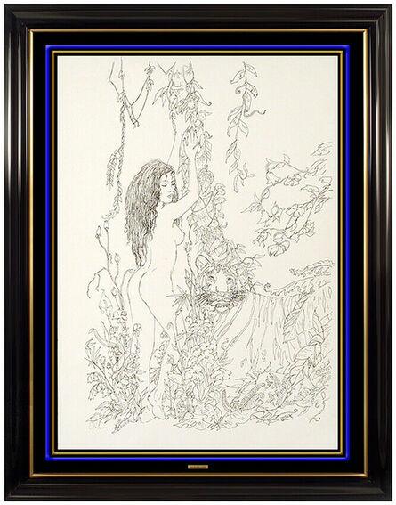 Christian Lassen, 'Enchanted Jungle', 20th Century