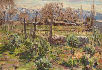 Ron Arthaud, 'Spring Corner'