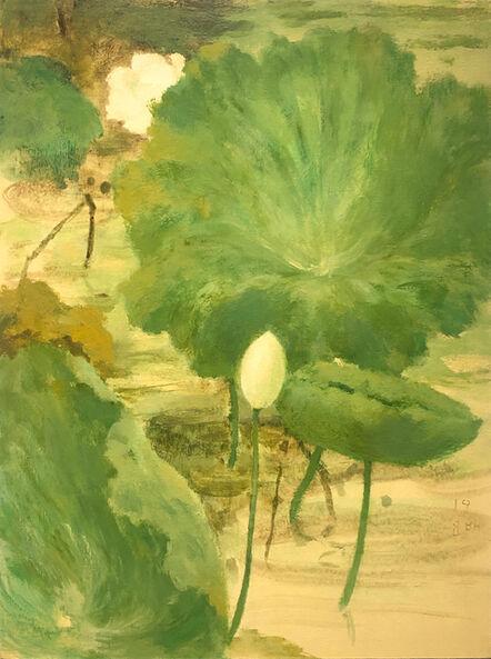 Kang Yobae, 'Contemplating Lotus II', 2020