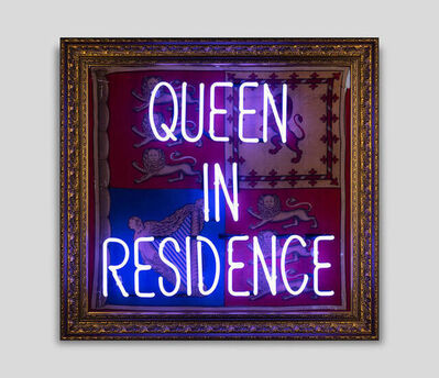 Illuminati Neon, 'Queen in Residence ', 2016