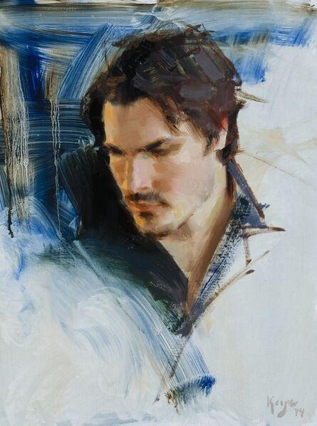 Daniel Keys, 'Tyler Sketch', 2014