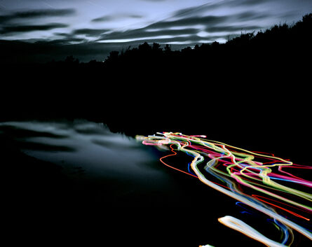 Ole Brodersen, 'Rubber and lightbulbs #01', 2012
