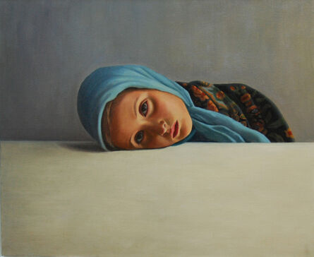 Alex Tubis, 'Elizabeth', 2016