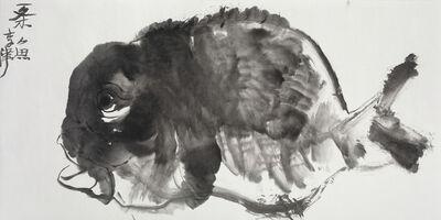 Li Jin 李津, 'A Fish 一条鱼', 2017