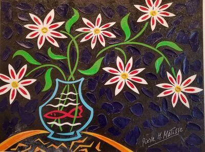 Pierre Henri Matisse, 'Les Fleurs de Napoleon I', 2017