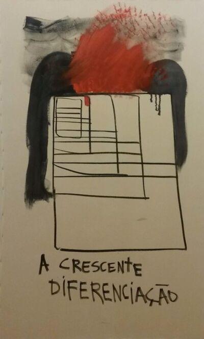 Gustavo Speridião, 'A Crescente Diferenciação', 2015