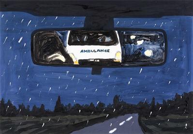 Richard Bosman, 'Rear View Night A', 2017