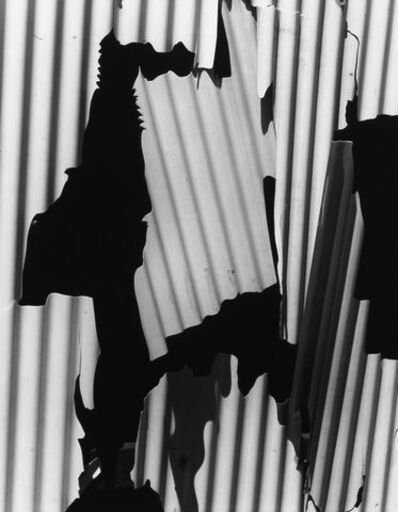 Brett Weston, 'Broken Plastic', 1973