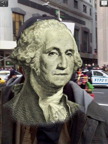 Mark Skwarek, 'Money People, no. 2', 2011