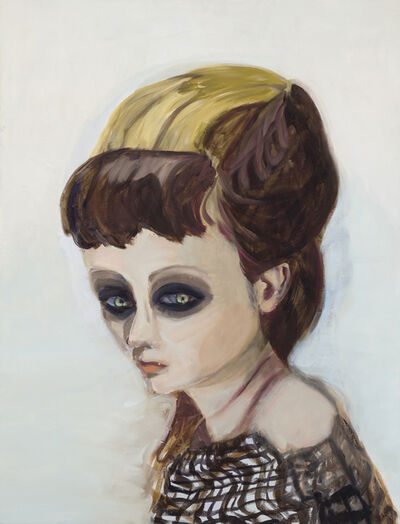 Janet Werner, 'Sunday (racoon eyes)', 2013