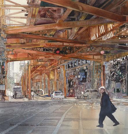 John Salminen, 'Chicago, Wacker Drive'