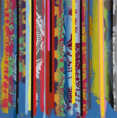 "J. Mikal Davis a.k.a. Hellbent, ' ""Demo #112""', 2016-2017"