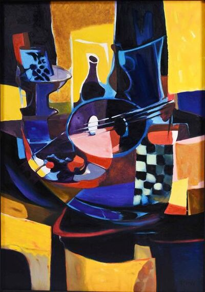 Marcel Mouly, 'Guarde Mandole', 1993