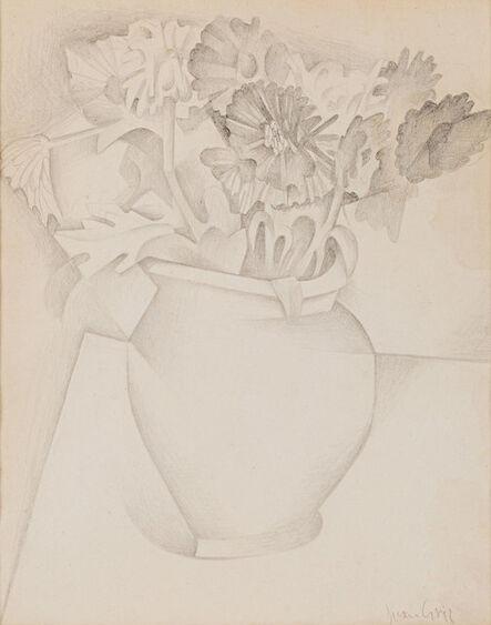 Juan Gris, 'Bouquet de Fleurs', Early 1920s
