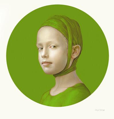 Salustiano, 'June (Green I)', 2019