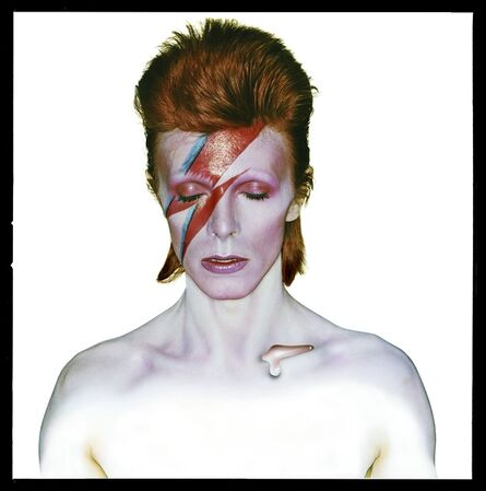 Brian Duffy, 'David Bowie: Aladdin Sane (Album Cover)', 1973