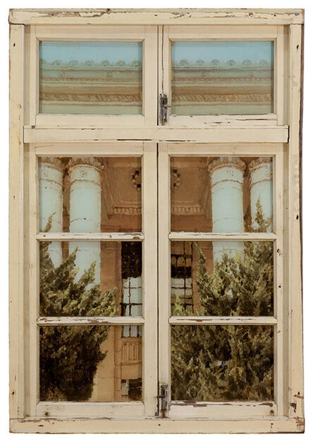 Li Qing 李青 (b. 1981), 'Neighbour's Window · Moscow Style', 2013
