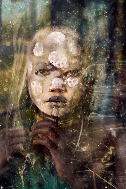 Steve McCurry, 'Boy from Suri Tribe'