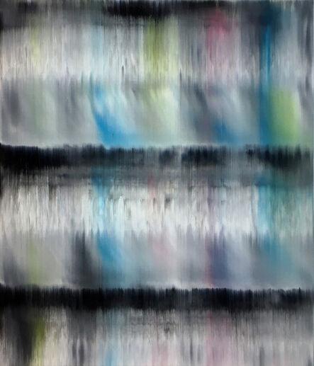 Lon Godin, 'Surface Tension B18012021 | I', 2021