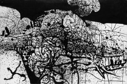 Mario Prassinos, 'Alpilles', 1973