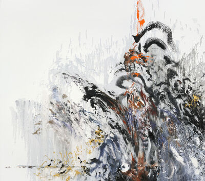Maggi Hambling, 'Wall of water XIII, war', 2012