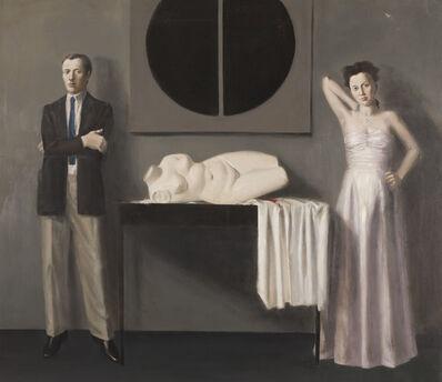Raymond Han, 'Platonic Discourse', 2001
