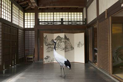 Karen Knorr, 'Towards Nirvana, Shunko- in Temple , Tokyo', 2015