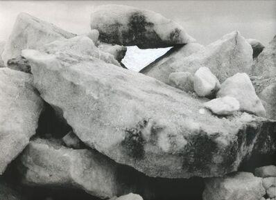Tacita Dean, 'Salt Dolmen', 2012