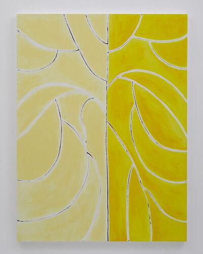 Benjamin Butler, 'Yellow Tree (Two-Tone) ', 2019