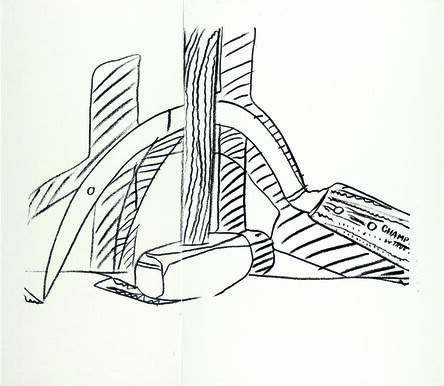 Andy Warhol, 'Hammer and Sickle (See F. & S. II.161)', 1977