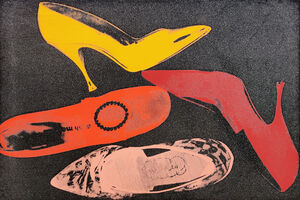 Andy Warhol, 'SHOES FS II.253', 1980