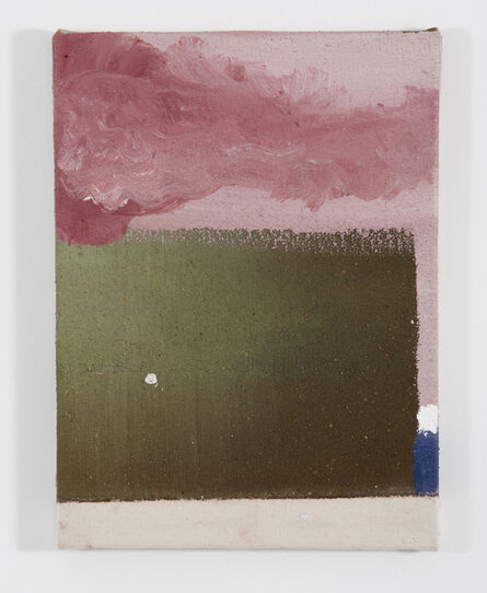 Merlin James, 'Place', 2005