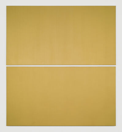 Maryam Najd, 'Monochrome Series X Gold', 2016