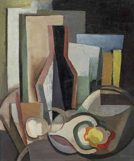 Youla CHAPOVAL, 'Untitled (Still life with lemon)', 1947