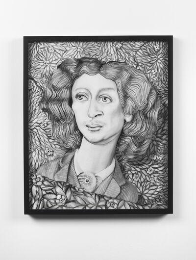 Mary Reid Kelley, 'Swinburne after Rossetti', 2014