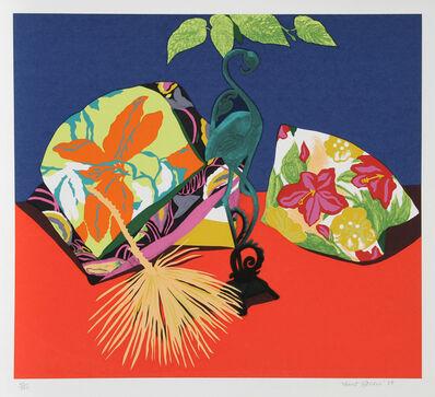 Hunt Slonem, 'Iron Flamingo', 1979