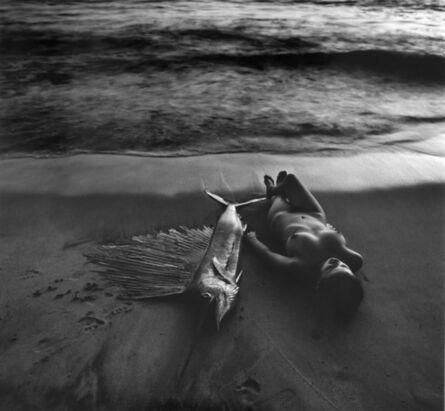 Flor Garduño, 'Stranded Lovers', 2009