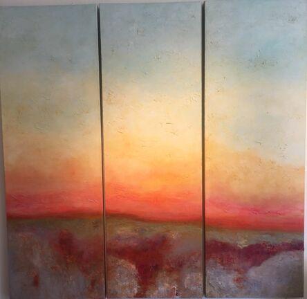 Georgeana Ireland, 'Summer's End (Triptych)', 2019