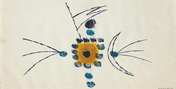 Jagdish Swaminathan, 'Untitled'