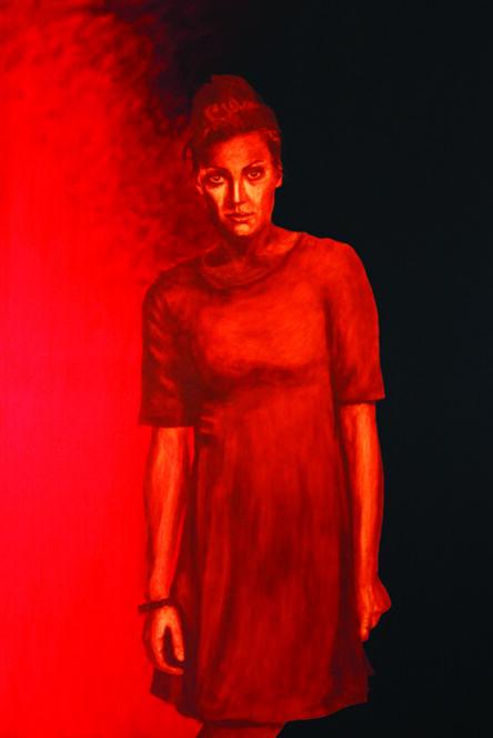 Ali Özhilal, 'Women Everywhere', 2015