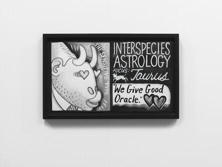 Mary Reid Kelley, 'Interspecies Astrology', 2014