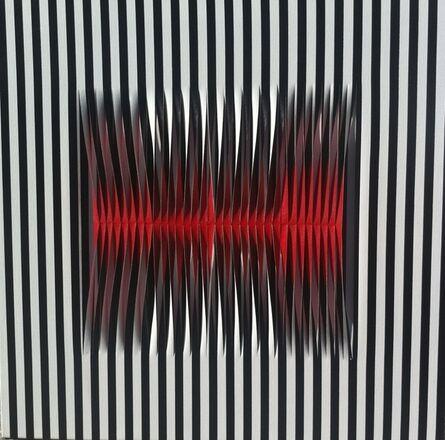 Domenico Battista, 'Steppin Out (red)', 2014