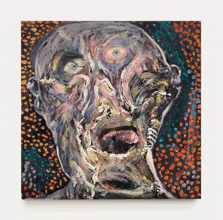 Andrew Litten, 'Head of Dying Man', 2020