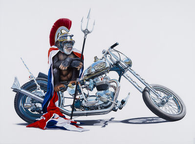 Tony South, 'Britannia Revisited', 2016