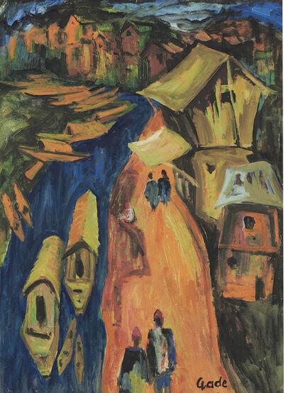 H. A. Gade, 'Untitled'