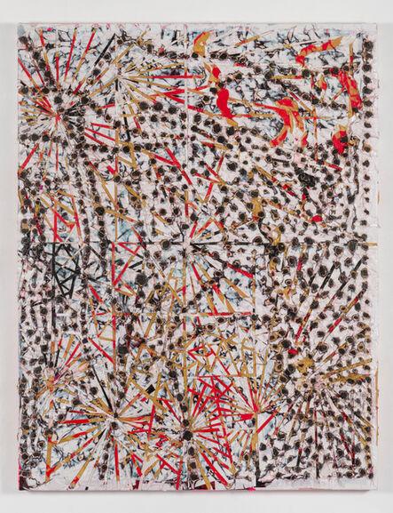 Mark Bradford, 'Sample 2', 2015
