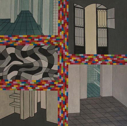 Patricio Cabrera, 'A casa vazia', 2014