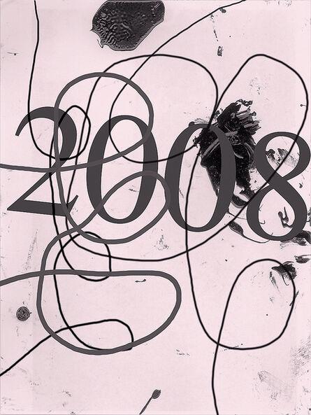 Christopher Wool, '2008 (for Parkett 83)', 2008